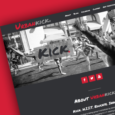 Urban Kick |  Fitness Training